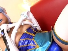 Big Tit Cosplay Girl Like Dick