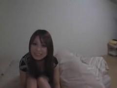 AV experience Luna-chan nineteen-year-old