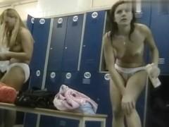 Hidden Camera Video. Dressing Room N 315