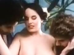 Porno Express 2 1982 (Threesome mfm short scene)
