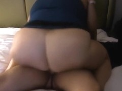 BBW wife loves BBC