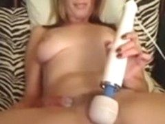 Blonde Hitachi Show