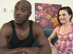 Best pornstar Annika Amour in crazy interracial, brazilian xxx video