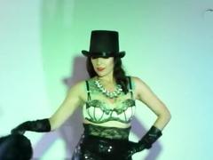 Burlesque Strip SHOW 020 BiBi Dazzle Santiago de Chile