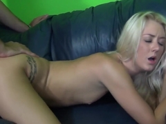 Crazy pornstar Roxxi Silver in exotic blonde, dildos/toys sex movie