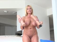Hottest pornstar in Best Solo Girl, Dildos/Toys porn movie
