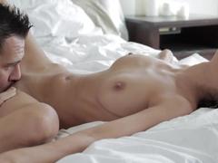 Crazy pornstar Breanne Benson in Fabulous Brunette, Cunnilingus xxx scene