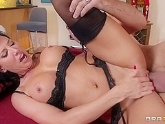 Big Tits at Work: Earning That New Promotion. Lezley Zen, Keiran Lee