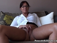 "Amber Rodgers - ""Go Back On the Sofa and Spread Your Legs"" - PascalSsubsluts"