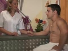 Massage porn lesbian movie with anal