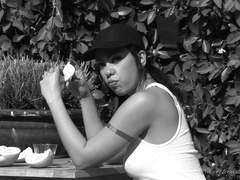 Lesbian Noir - The Pool Girl, Scene #01