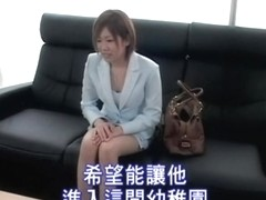 Skinny Japanese nailed in spy cam Asian hardcore video