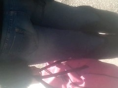 spy sexy teens ass jeans romanian