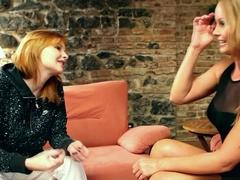 Exotic pornstar Tarra White in Incredible Casting, Pornstars porn video