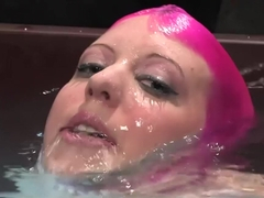 Horny fetish xxx clip with exotic pornstar Cherry Torn from Waterbondage