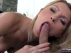 Exotic pornstar Lana Roberts in Crazy Anal, Blowjob porn movie