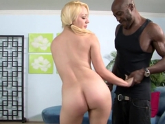 Best pornstar Bambi Diamond in incredible interracial, facial xxx video