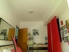 My webcam masturbation show