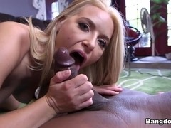 Anikka Albrite in AVN winner Anikka Albrite takes on a massive dong Video