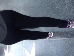 Sexy ass walking down the street 2