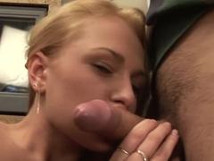 Incredible pornstar Ivana Sugar in best college, facial sex clip