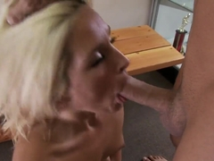 Amazing penetrations by the brutal guy Kaycee Brooks and Keiran Lee