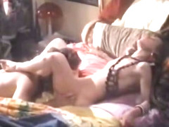 Amazing facial vintage movie with R.J. Reynolds and Tigr