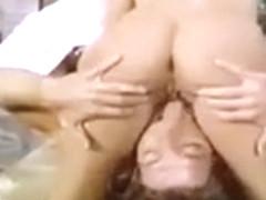 Vintage Sauna Threesome