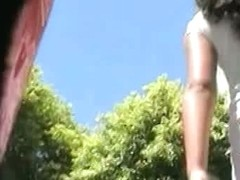 My upskirt voyeur vid of great looking asses
