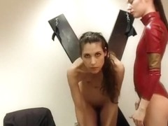 femdomshow secret movie on 01/18/15 21:08 from chaturbate