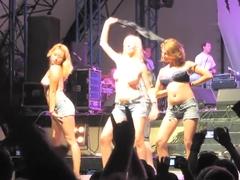 Korrozia Metalla Corrosion Threw Nude Rock Girls