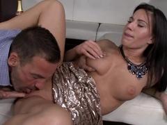 Exotic pornstar in Fabulous Cunnilingus, Babes porn scene