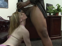 Fabulous pornstar Jasmine Blue in crazy blonde, blowjob sex video
