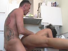 Crazy pornstar in Amazing European, Cumshots sex video