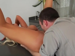 Horny pornstar Cindy Starfall in amazing big tits, cunnilingus porn movie