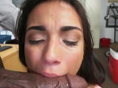 Amazing pornstar in Crazy Medium Tits, Latina sex movie