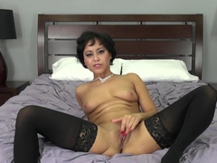 Crazy pornstar Mia Austin in Fabulous Small Tits, MILF adult scene