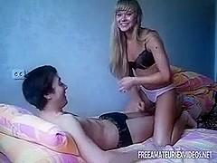 immature pair having sex