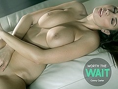 Connie Carter in Worth the Wait Video
