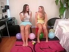 Popping Girls