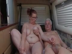 Granny couple