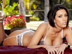 Dylan Ryder in Outside Glam Video