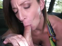Sara Jay's Huge Ass Fucked On The BangBus...