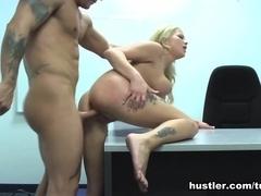 Jessica Nyx in Revenge Sex - Hustler