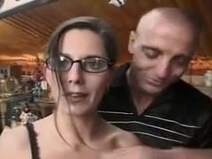 Stocking twosome