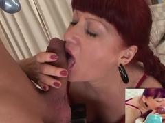Best pornstar in exotic creampie, dildos/toys porn clip