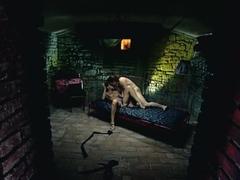 Fabulous pornstar Satin Bloom in exotic blonde, facial adult video