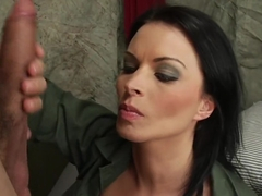 Fabulous pornstar Bailey Brooks in amazing facial, big tits sex movie