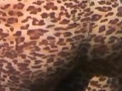 Leopard Arse