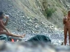 Sex on the Beach. Voyeur Video 91